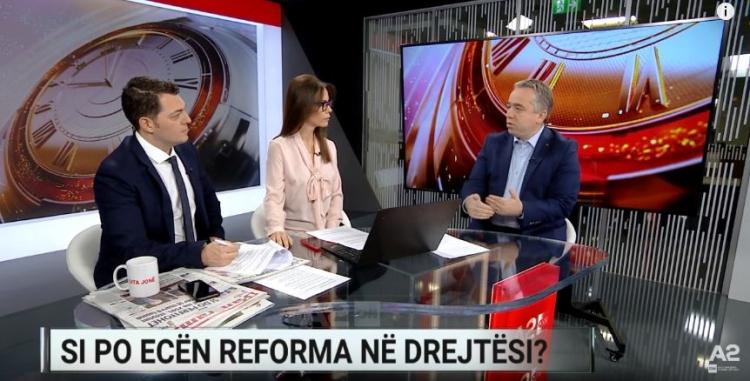 Afrim Krasniqi: Si po ecën reforma në drejtësi?  (A2 CNN)